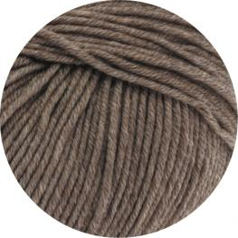 Lana Grossa Cool Wool Big Melange 315 - Taupe meliert