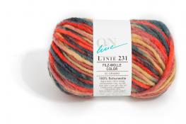 ONline Linie 231 Filz-Wolle Color
