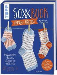 "TOPP Soxx Book ""Family + Friends"" by Stine & Stitch"