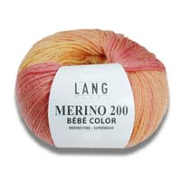 Merino 200 Bebé Color