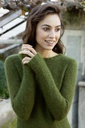 Pullover (IV) aus Mohair Luxe