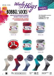 Woolly Hugs Bobbel Socks