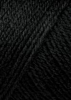 Lang Yarns Jawoll superwash 50g 83.0004 - schwarz