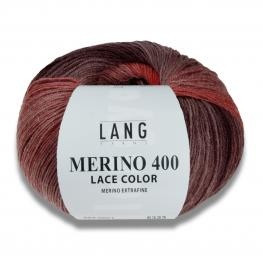 Lang Yarns Merino Lace 400 Color