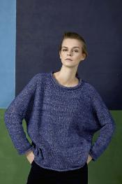 Pullover aus Angelina 62 - Rot | S (300g)