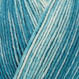 REGIA Premium Silk Color 4-fach 00065 - teal color