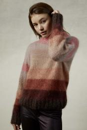 Pullover (II) aus Mohair Luxe
