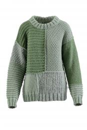 Sweater Let's Hygge aus WOOLADDICTS Glory