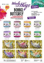 Woolly Hugs Butterfly Bobbel 200g