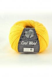 Lana Grossa Cool Wool 419 - Gelb