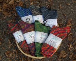 Fertigsocken aus ONline Linie 3 Supersocke