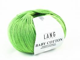 Lang Yarns Baby Cotton 112.0017 - apfelgrün