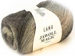 Lang Yarns JAWOLL MAGIC 84.0005 - Dunkelgrau
