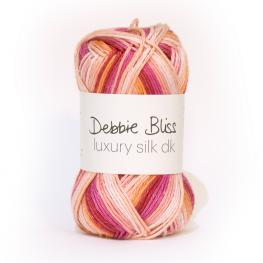 Debbie Bliss Luxury Silk dk Color