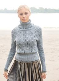 Pullover aus Cool Wool Cashmere