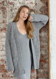 Cardigan aus Baby Light