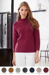 Pullover aus Cool Wool Big (Melange)