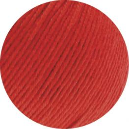 Lana Grossa Soft Cotton 13 - Rot