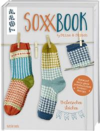 TOPP Soxx Book by Stine & Stitch