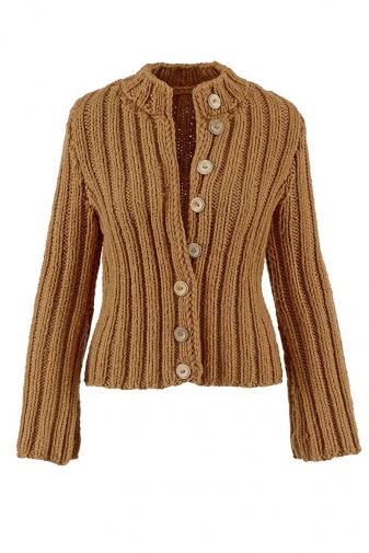 Cardigan Perfect Promise aus WOOLADDICTS Fire