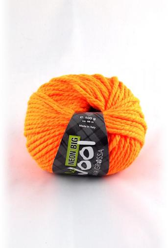 Lana Grossa NEON BIG 503 - Orange