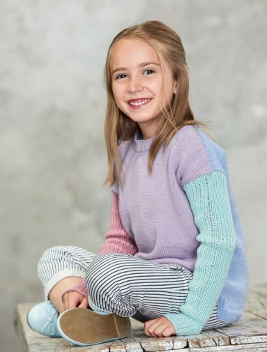 Pullover aus Cool Wool