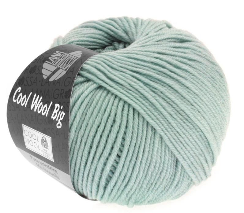 Lana Grossa Cool Wool Big 50 g  Farbe  923 leuchtendrot