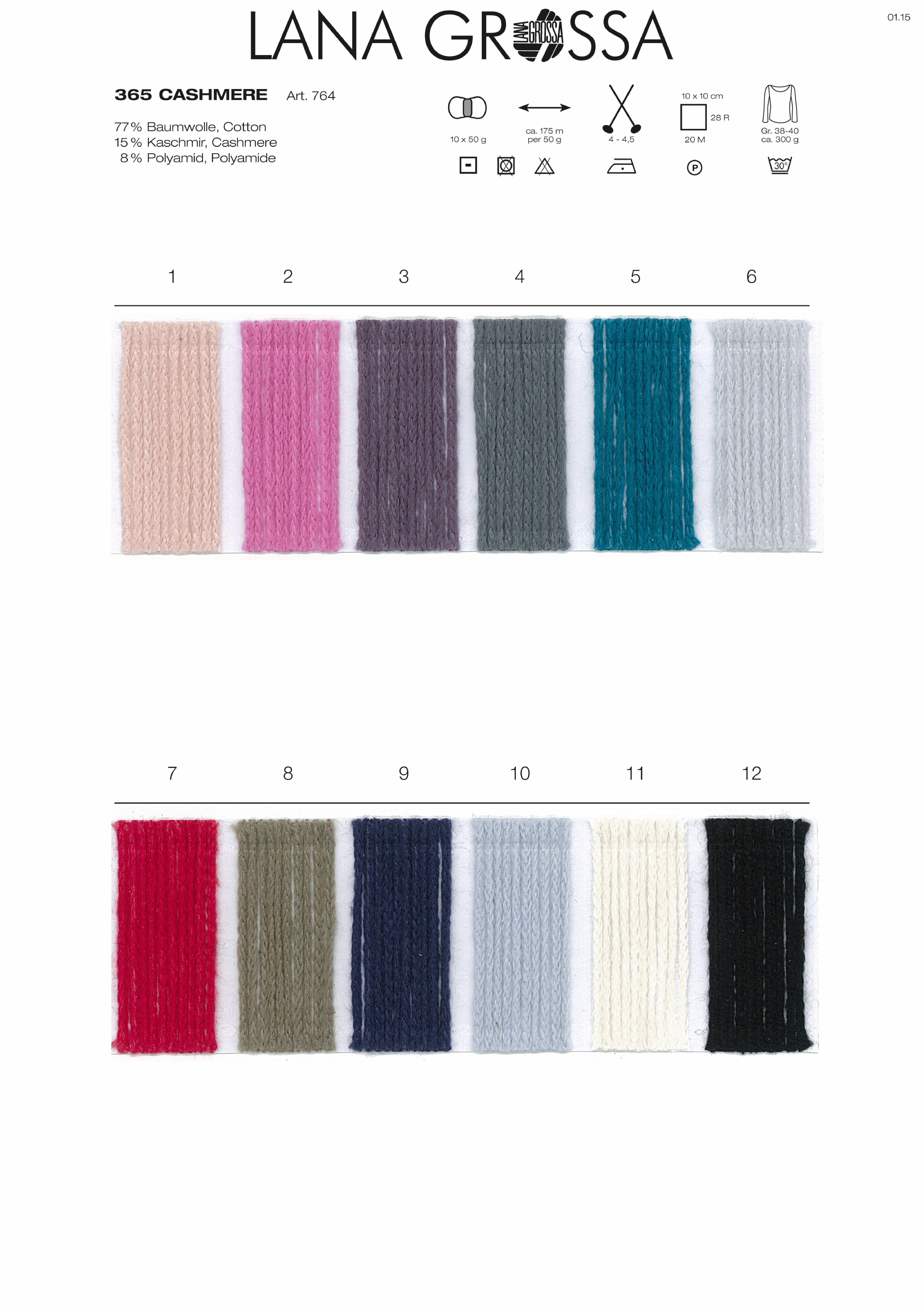 365 cashmere lana grossa online shop. Black Bedroom Furniture Sets. Home Design Ideas