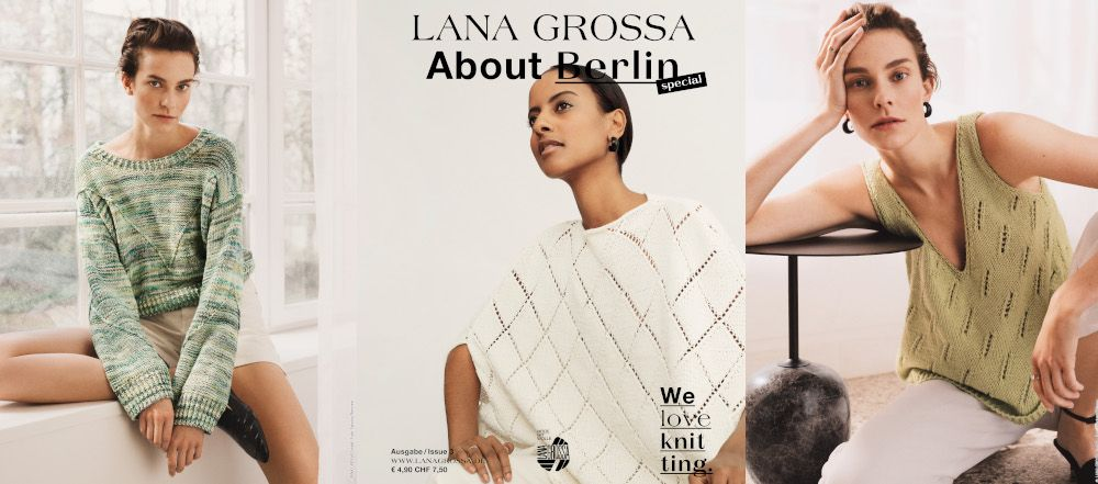 Lana Grossa About Berlin Spezial Nr. 3