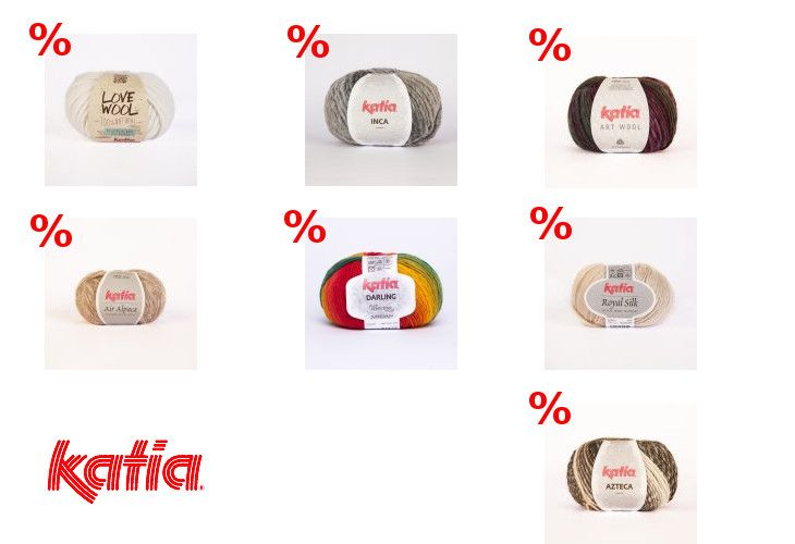-15% Rabatt auf alles von KATIA